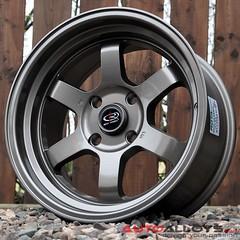 Stance JDM wheels (vitorinodiogo) Tags: honda nissan toyota nossas mitsubishi jdm stance bonda staticdrop stanceworks staticdeop