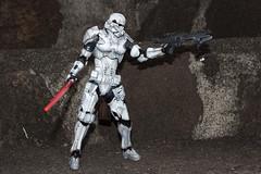 Pew!  Pew! (katsuboy) Tags: anime starwars stormtroopers stormtrooper motorcycle akira kaneda projectbm variantplayartskai