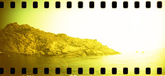 film (La fille renne) Tags: film analog 35mm lafillerenne sprocketrocket lomography lomographyxpro200 xpro crossprocessing roadtrip sea travel landscape portcros