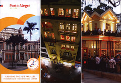 Porto Alegre RS - Brazil;  Crossing the 30 s parallel, Itineraries in the Historical Center; 2014, Rio Grande do Sul state, Southern r., Brasil (World Travel Library) Tags: portoalegre rs brazil crossing parallel itineraries center 2014 historical building architecture riograndedosul brasil brochure library worldtravellib holidays tourism trip touristik touristisch vacation countries papers prospekt catalogue photos photo photography picture image collectible collectors collection sammlung recueil coleccin ads touristische documents broschyr catlogo folheto folleto bror arquitectura  architettura   architektur architectuur   arquitetura   arhitektura architektura arkitektur arkkitehtuuri ptszet arkitektr arkitekturen adeiladaeth mimarlk buildings architect structure