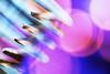 Color my Life (Esther5h (On and Off)) Tags: bestek fork macro vork sliderssunday hss