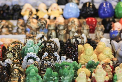 Souvenirs at Ben Thanh Market