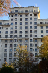Les Pavillons Français, Schaarbeek (Erf-goed.be) Tags: lespavillonsfrançais appartementsgebouw schaarbeek brussel archeonet geotagged geo:lon=43949 geo:lat=508461