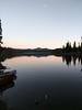 IMG_20160910_193132 (cyborgsuzy) Tags: sunrisesunset canoe caitlin cj lake