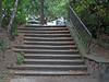 Treppe (onnola) Tags: berlin deutschland germany gwb guesswhereberlin treppe stufen stairs geländer railing aufwärts up wilmersdorf fennsee park volkspark guessedberlin gwbsurfer321meins