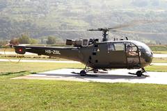 HB-ZBL Alouette private (JaffaPix +3 million views-thank you.) Tags: hbzbl alouette private chopper helicopter sion sir lsgs switzerland aeroplane aircraft airplane aviation military davejefferys jaffapix jaffapixcom swissaf swissairforce swiaf