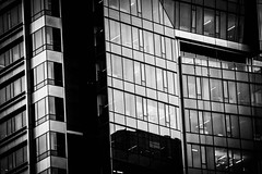 To The Window (pillarsoflight) Tags: d3300 sandisk desaturated city building bw blackandwhite monochrome windows skyscraper nikon tamron 28200 200mm telephoto beauty imac lightroom creativecloud portland pdx pnw oregon downtown cityscape