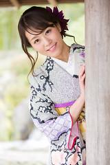 278A0538 (tsuchinoko36) Tags: 佐野真彩 撮影会 モデル タレント キャスター 撮影 写真 ポートレート 振袖 花田苑 portrait photo japan furisode 着物 kimono