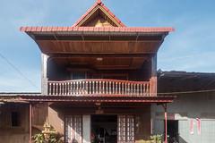 20161225 Cambodia 04539 2 (R H Kamen) Tags: cambodia kratie kratieprovince southeastasia architcture balcony buildingexterior builtstructure rhkamen