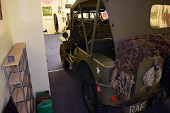 """Willys Jeep 1943 6 • <a style=""""font-size:0.8em;"""" href=""""http://www.flickr.com/photos/81723459@N04/32572240722/"""" target=""""_blank"""">View on Flickr</a>"""