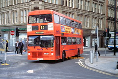 First Manchester 5138 (SND 138X) (SelmerOrSelnec) Tags: firstmanchester mcw metrobus snd138x manchester oldhamstreet piccadilly gmt bus