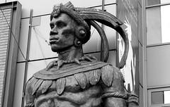 warrior (Artee62) Tags: summer england statue canon eos camden east event 7d warrior mkii callyfest