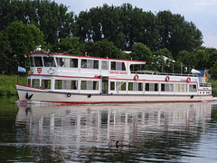 joyride (markus_rgb) Tags: river ship vessel johannes fluss regensburg schiff klinger keppler