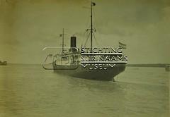 Vertrek SS Oranje Nassau