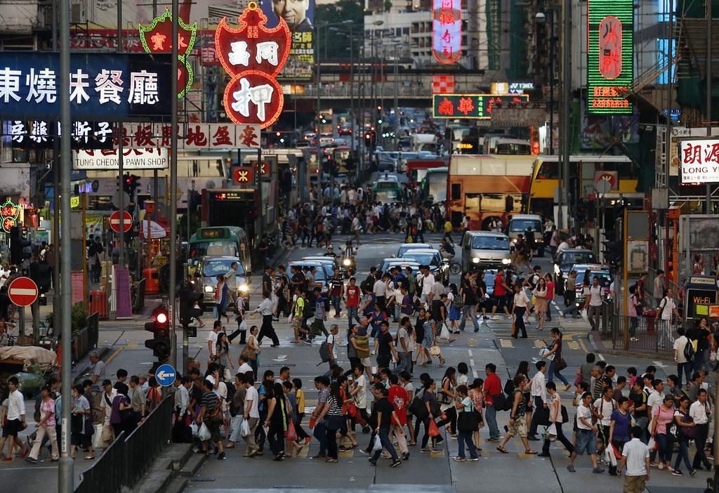 World Rush Hour Photo Gallery