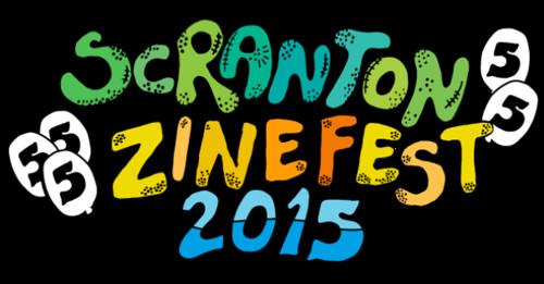 scranton zine fest logo