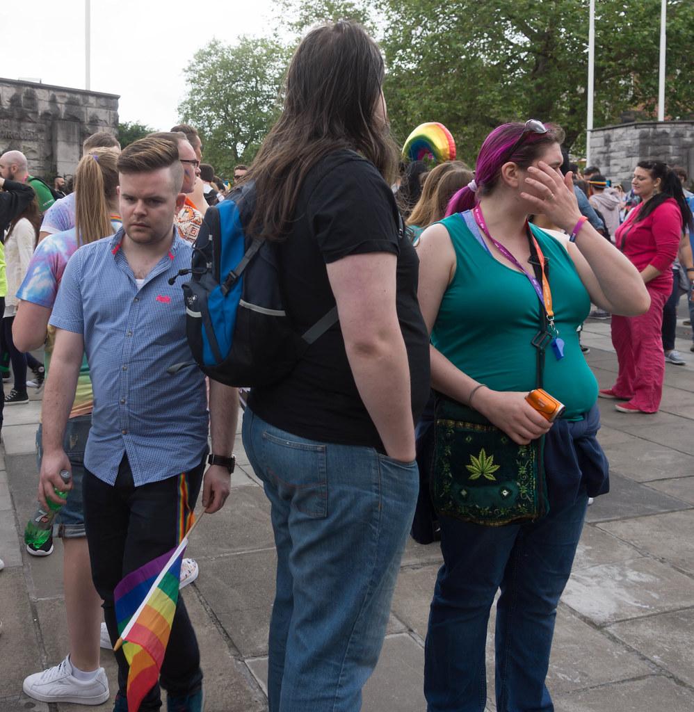 DUBLIN 2015 LGBTQ PRIDE PARADE [WERE YOU THERE] REF-105982
