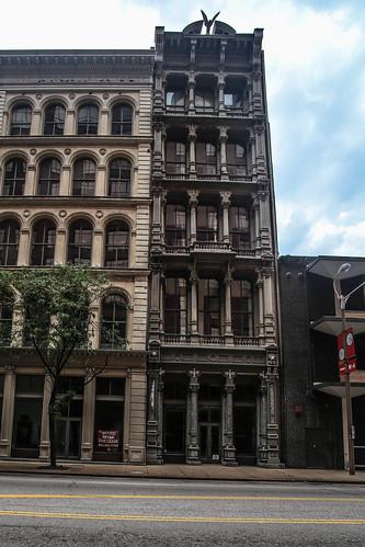 Bradford-Martin Building circa 1876
