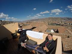 Photo de 14h - Cusco (Pérou) - 18.07.2014