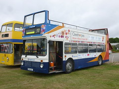 PIW 4457 (markkirk85) Tags: new bus ex buses rally east bnl northern 667 peterborough cleethorpes stagecoach leyland grimsby midlands counties olympian 2015 piw busways 4457 11991 14667 h667bnl piw4457 h667