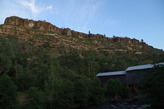 Butte Creek, Honey Run Brigde (fgmachine) Tags: bridge canyon coveredbridge chicocalifornia buttecreek honeyrun notherncalifornia