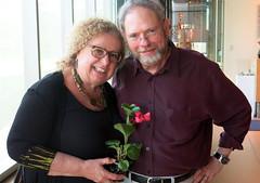 Judy and Stephen