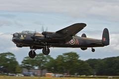 Avro Lancaster (nxgphotos) Tags: warbird raf avrolancaster gilzerijen bbmf luchtmachtdagen