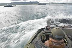 150810-N-KM939-165 (U.S. Pacific Fleet) Tags: pier hurricane navy pacificocean marines supplies guam saipan disasterrelief reliefeffort forwarddeployed ussashland lsd48 readadmiral us7thfleet amphibiousdocklandingship 7thfleetaor typhoonsoudelor bettebolivar commanderusnavalforcesmarianas