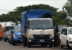 Fiji Police Hino (denmac25) Tags: fiji police hino