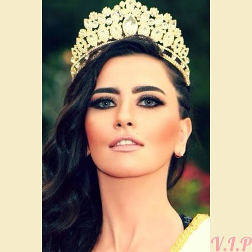Rana Khattar - Miss Eyes Lebanon2013 - Miss Lure of the East سحر الشرق - Goodwill Ambassador - Miss Intercontinental 2015 -Queen of the Year 2015 - Phenomenon - Hollywood Rana Khattar © 💽