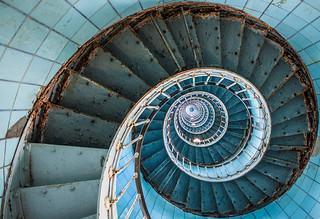 31/52 Spirale du phare de la Coubre