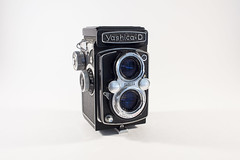 Yashica D (bryce.julien) Tags: camera gear product cameraporn