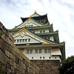 (andrew_982) Tags: city travel summer vacation castle beautiful bicycle japan japanese sightseeing gifts sakura osaka yesterday kansai nihon osakajo osakacastle iwade 20likes uploaded:by=flickstagram instlikecom instajapan instagram:photo=560656521887130489200656447 instagram:venuename=osakajoie5a4a7e59d82e59f8e instagram:venue=128084835 japanfahrt