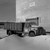 Truck, Oakesdale, Washington (austin granger) Tags: truck oakesdale washington palouse silo grain rural farming crop snow winter square film gf670 international