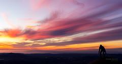 Stranger Things (naveenm1080p) Tags: seascape sunset cloud sky outdoor usa california potatochip rock dusk landscape travel colors nikon nikond7000 artistic painting