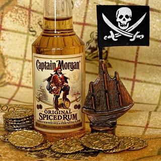 Yo-ho-ho and a bottle of rum