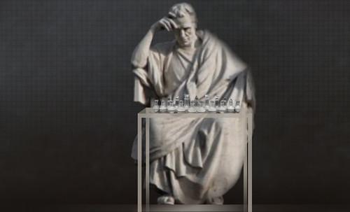 "Petteia - Ludus Latrunculorum  / Iconografía de las civilizaciones helenolatinas • <a style=""font-size:0.8em;"" href=""http://www.flickr.com/photos/30735181@N00/31678484104/"" target=""_blank"">View on Flickr</a>"
