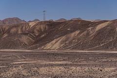 Geoglify na płaskowyżu Nazca | Geoglyph on Nazca plateau