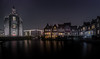 Dutch Harbor by Night (mcalma68) Tags: enkhuizen nightphotography harbour dutchlandscape cityscape