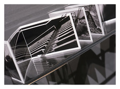 Josef Koudelka @ the Dutch Photo museum (AurelioZen) Tags: europe netherlands rotterdam kopvanzuid wilhelminapier nederlandsfotomuseum josefkoudelkaexileswall shadowsandreflection bookdummy
