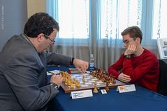 Emil Sutovsky v David Anton Guijarro (Johnchess) Tags: 29january2017 round6 tradewisegibraltarmasters