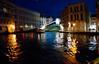 Venezia. Rialto (ennios2000) Tags: venezia rialto pontedirialto riflessi reflections twilight crepuscolo
