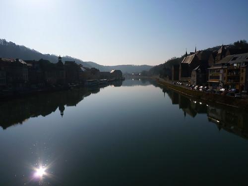 La Meuse à Dinant