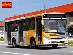 3 6111 Transunião Transportes (busManíaCo) Tags: busmaníaco nikond3100 ônibus leste amarelo vermelho branco prata 3 6111 transunião transportes caio apache vip iii volkswagen 15190 od euro v