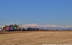 E484 008 (MattiaDeambrogio) Tags: treno treni train trains e484 008 borgolavezzaro sbb cargo italia