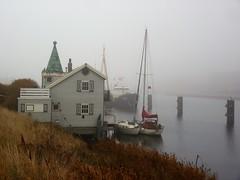 sluizen IJmuiden  explore  11-01-2017 (Roel Oortwijn) Tags: mist fog locks sluizen ijmuiden nederland holland noordzeekanaal fz38 panasonic lumix boat huis boot house explore inexplore