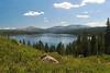 Beautiful Heart Lake (RPahre) Tags: yellowstone yellowstonenationalpark heartlake lake wyoming backpacking