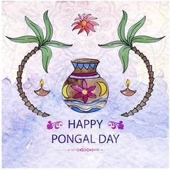 free vector Happy Pongal Day Traditional mud pot with rice (cgvector) Tags: agriculture asian banana banner card celebration coconut colorful creative culture decoration ethnic farmer festival floral food fruit grain greeting happy harvest health hindu holiday india indian leaf makar mango mud nadu pongal poster pot prosperity rangoli red religious rice sankranti shiny south sugarcane sun sweet tamil thankful traditional vacation flower illustration tradition vector wheat
