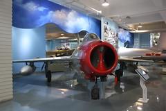 North Korea 08 MiG-15bis, China Aviation Museum, Chinese, Xiaotangshan 30th October 2016