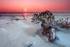 DSC_5498 (Adam Gołąbiewski) Tags: sunset hel peninsula poland pomeranian sun hitechreverse gnd cokin